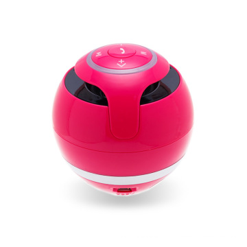 Promotion Cadeau Blanc Mini Ball Bluetooth Speaker
