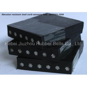 Abrasion Resistant Steel Cord Rubber Conveyor Belt