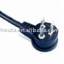Cable de alimentación CA Taiwan AC Plug