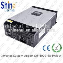 1KW 2KW 3kW 4kw 5kw 10kw MPPT cargador de onda de seno puro inversor inversor de energía solar precio