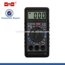 Pocket Digital Multimeter DT182 CE with Batterytest