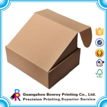 Wholesale Custom Branded Name Cheap Plain Cardboard Shoe Boxes