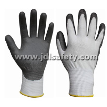Cut Resistant Safety Gloves Coated with PU (PD8022)