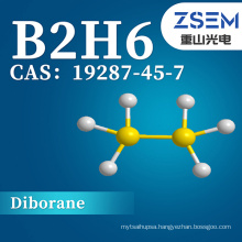 Diborane  Electronic Specialty Gases Electronic Industry Dopant Semiconductor Materials