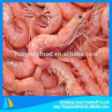 Crevettes rouges Pud glacées