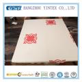 Tissu de polyester de modèle de noeud chinois pour matelas