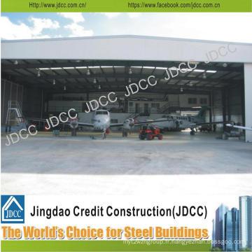 Hangars d'avion Structure en acier léger
