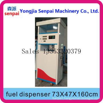 1.6m Diesel Gasoline Fuel Dispenser