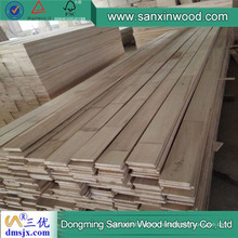 Strength Paulownia Finger Jointed Panel for Door
