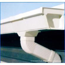 Sistema plástico da chuva Canos de telhado do PVC