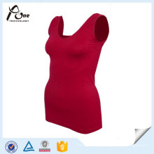 Comfortable Sports Wear Seamless Women Singlet