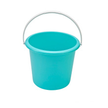 New Products Wholesale Cheap Easy Carrying Mini PP Plastic Water Bucket