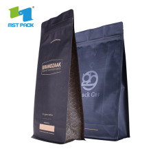 Custom Logo Laminated Material Tiny Coffee Linen Pouches