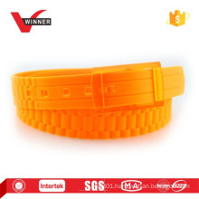 2015 Custom Multi-colors Rubber Golf Belts