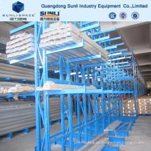 Equipo de almacenamiento Sistema de bastidor de almacenamiento de carga larga