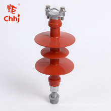 China Manufacturer 11KV Pin insulator/Polymer / Composite Pin Type Insulator for 11KV line fitting
