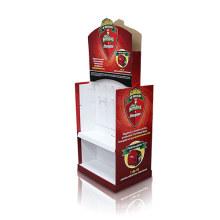 Pop Paper Display, Store Display en carton