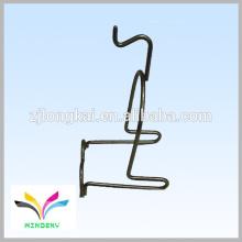 Fácil llevar el soporte del piso del metal el soporte del zapato para los niños para el abastecimiento del supermercado
