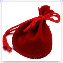 Bolso de la joyería de la manera con el color rojo (BG0003)