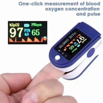 Finger Pulse Oximeter Pulse Oximeter Fingertip Pulse OX