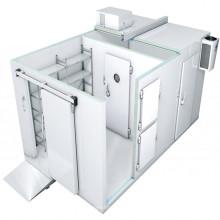 Energiesparender Behälter-Fisch-Speicher-Kühlraum