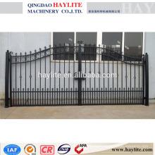conceptions de porte en fer forgé porte en fer forgé