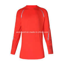 UV Protection Spandex Women Long Sleeve Swimming Rash Guard (SNRG02)