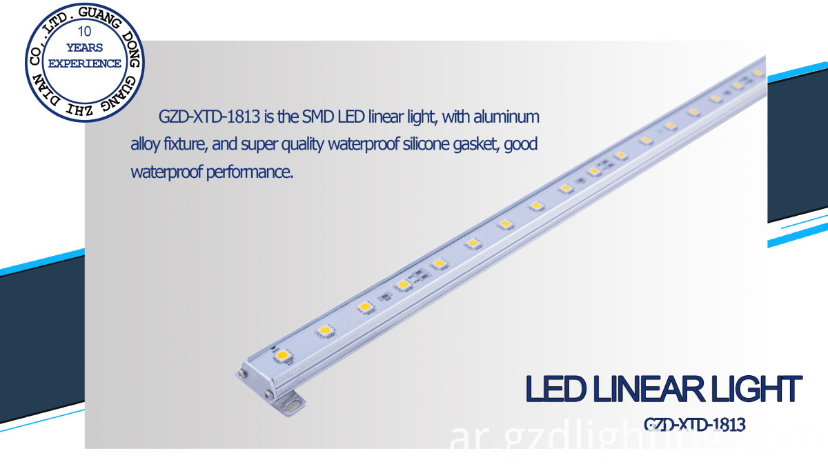 IP65 led line lamp