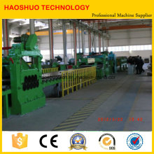 Steel Coil Decoiling Leveling Cutting Line