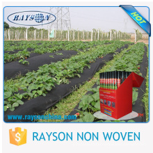 [Factory] polypropylene non woven weed block fabric,weed inhibitor,anti grass mat