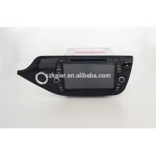 Фабрика сразу !Четырехъядерный процессор DVD-плеер автомобиля андроида для автомобиля,GPS/ГЛОНАСС,БД,МЖК,беспроводной/3G/4G связи,БТ,зеркало, ссылка для 2014ceed
