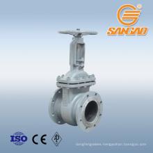wholesale in stock russian gate valve pn64 gost standard flange manual gate valve dn100