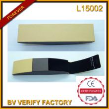 Neuen Gentleman Sonnenbrille Fall mit CE-Zertifizierung (L15002)
