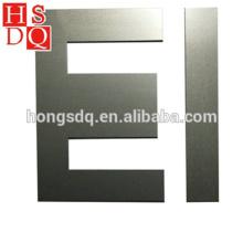EI Hoja de acero de silicio eléctrica de la base del transformador