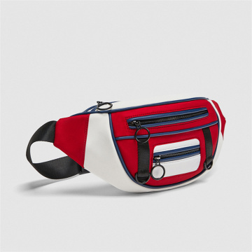 Fashion Design moderno Red Fashion Girls Fanny Packs