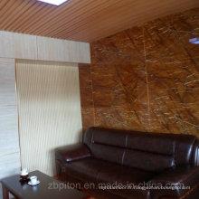 Panneau décoratif intérieur enduit d'UV