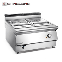 Excellent Thermal Insulation Effect Commercial Electric Bain Marie Food Warmer Prices
