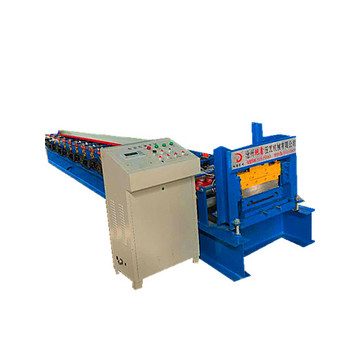 Metal Side Board Roll Forming Machine