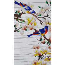 Hand-Cut Mosaic Picture Sicis Design personnalisé Verre irrégulier