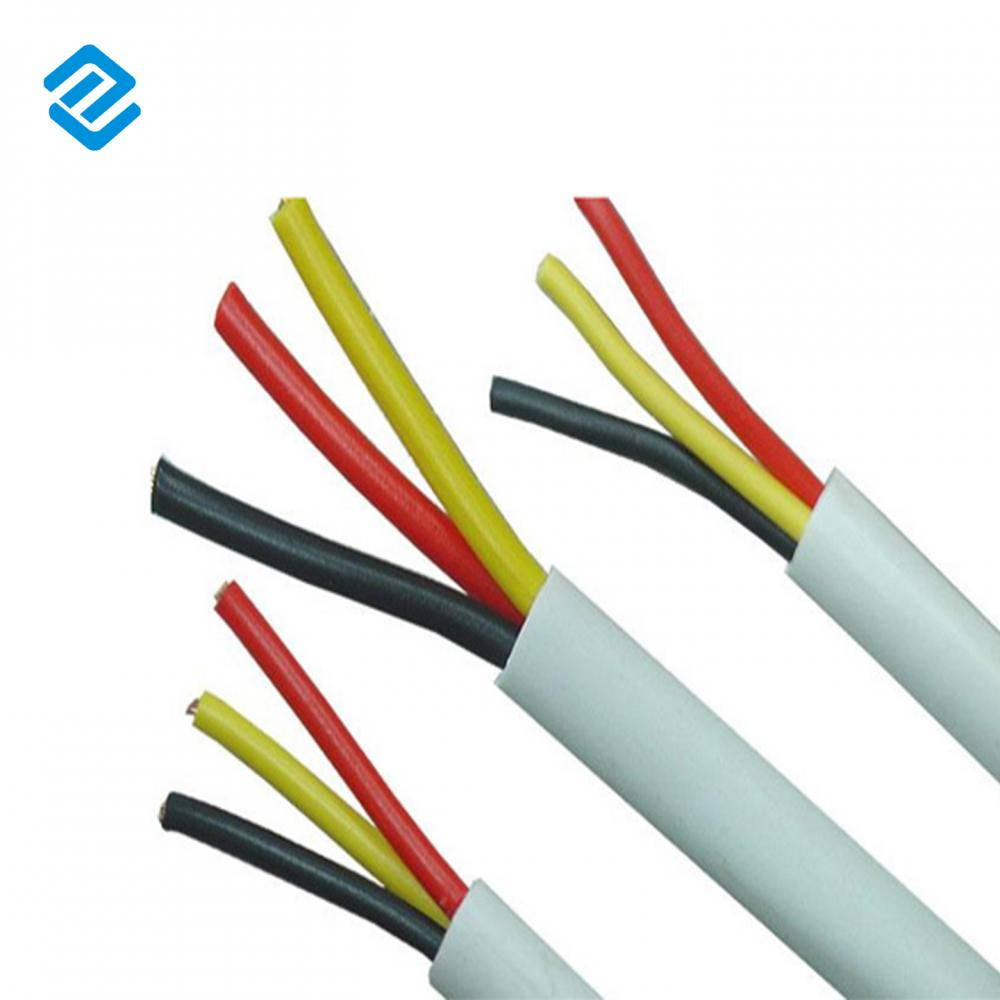 3 Cores White Cable
