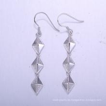 2018 beliebtesten OEM Sterling Silber Ohrringe für Frauen
