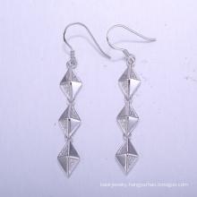 2018 most popular OEM sterling silver earrings for women