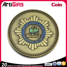 New product brass coin die cheap customized