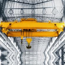 20 Tonne 25Ton 50 Tonnen Doppelträger Kran für Verkauf