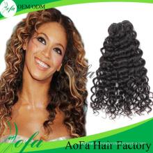 Дешевые Естественный Цвет 100% Реми Камбоджийский Девственных Человеческого Волоса Расширение