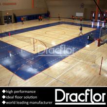 Pavimento de Futsal Indoor PVC Sports Flooring