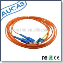 Cordón de remiendo de fibra de alta velocidad cordón de remiendo de fibra al aire libre