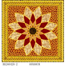 Tuile de plancher fleur élégante avec 1600X1600mm (BDJ60428-2)
