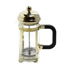 Френч-пресс для кофе и чая, 12 унций хрома
