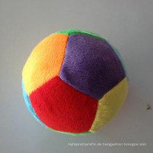 Kinder Safe Weiche Spielzeug Gefüllte Bälle Runde Plüschtier